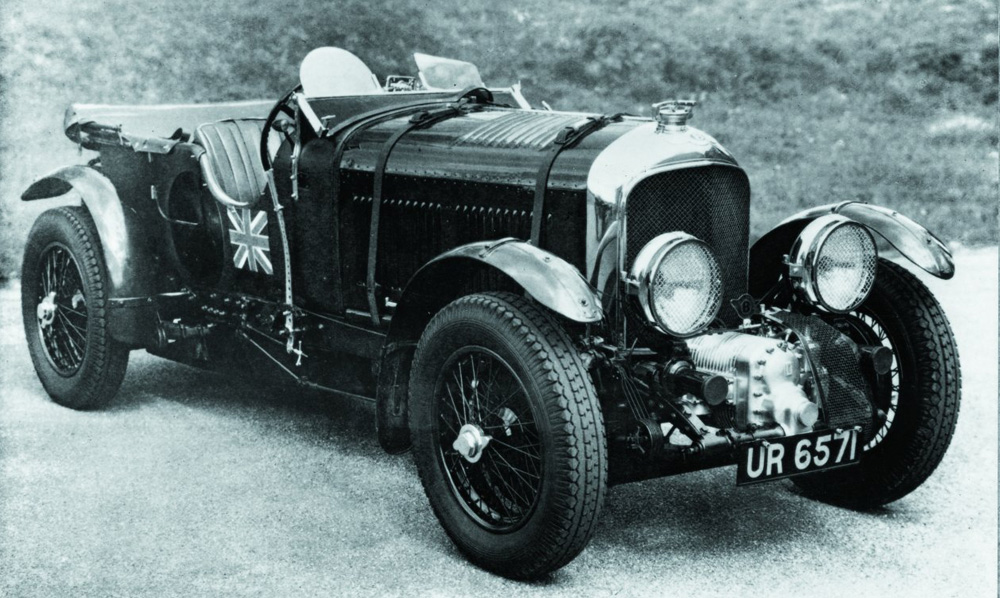 HQ 1930 Bentley 4 ½ Litre Blower Wallpapers | File 273.47Kb