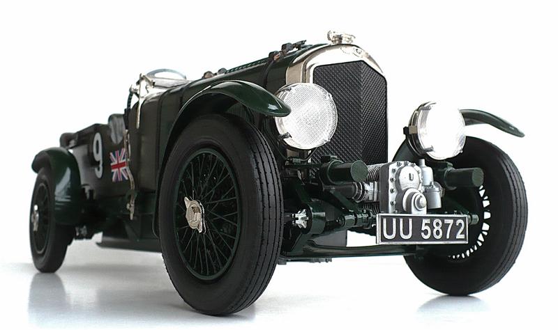 1930 Bentley 4 ½ Litre Blower #19