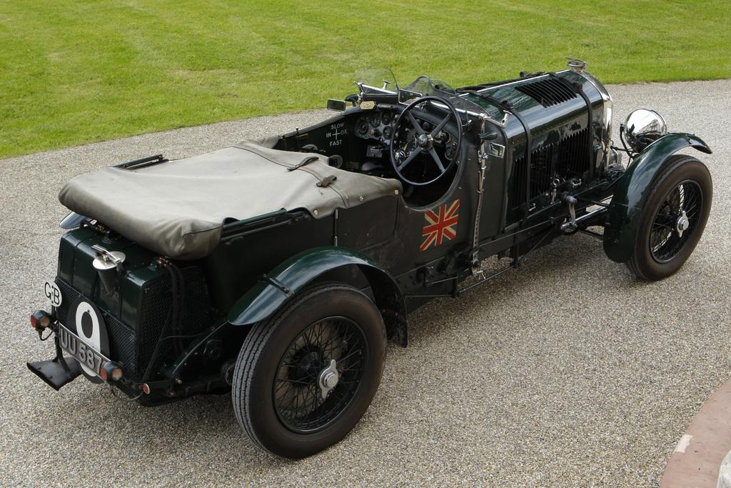 1930 Bentley 4 ½ Litre Blower #15