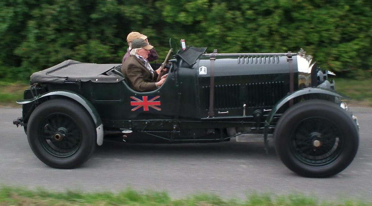 1930 Bentley 4 ½ Litre Blower #12