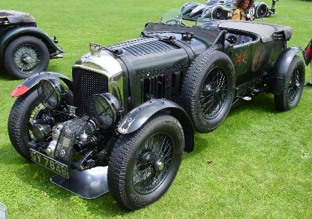 1930 Bentley 4 ½ Litre Blower #20