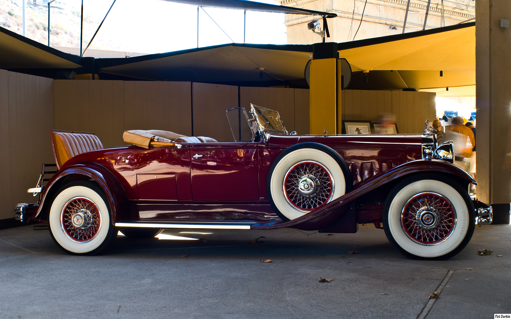 Nice wallpapers 1930 Buick Roadster 1680x1050px