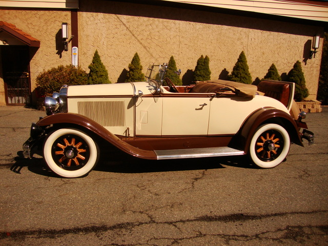 HQ 1930 Buick Roadster Wallpapers | File 137.28Kb