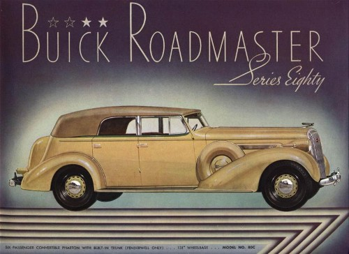 HQ 1930 Buick Roadster Wallpapers | File 51.49Kb