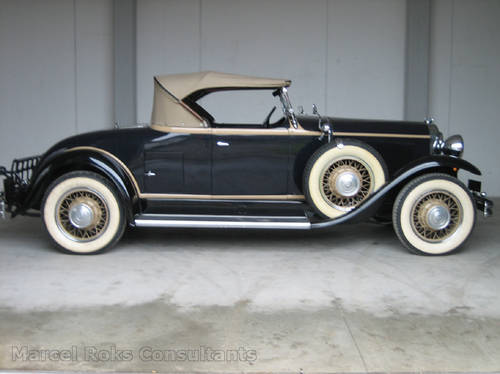 Nice wallpapers 1930 Buick Roadster 500x374px