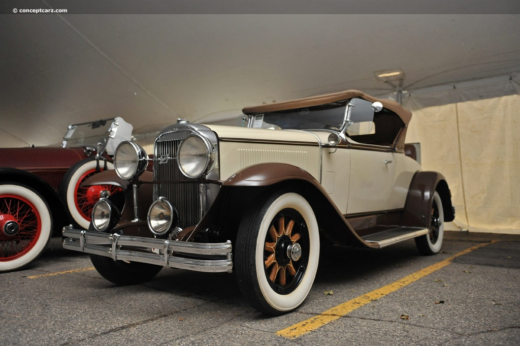 Nice wallpapers 1930 Buick Roadster 1024x681px