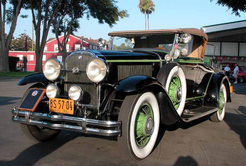 Images of 1930 Buick Roadster | 800x539