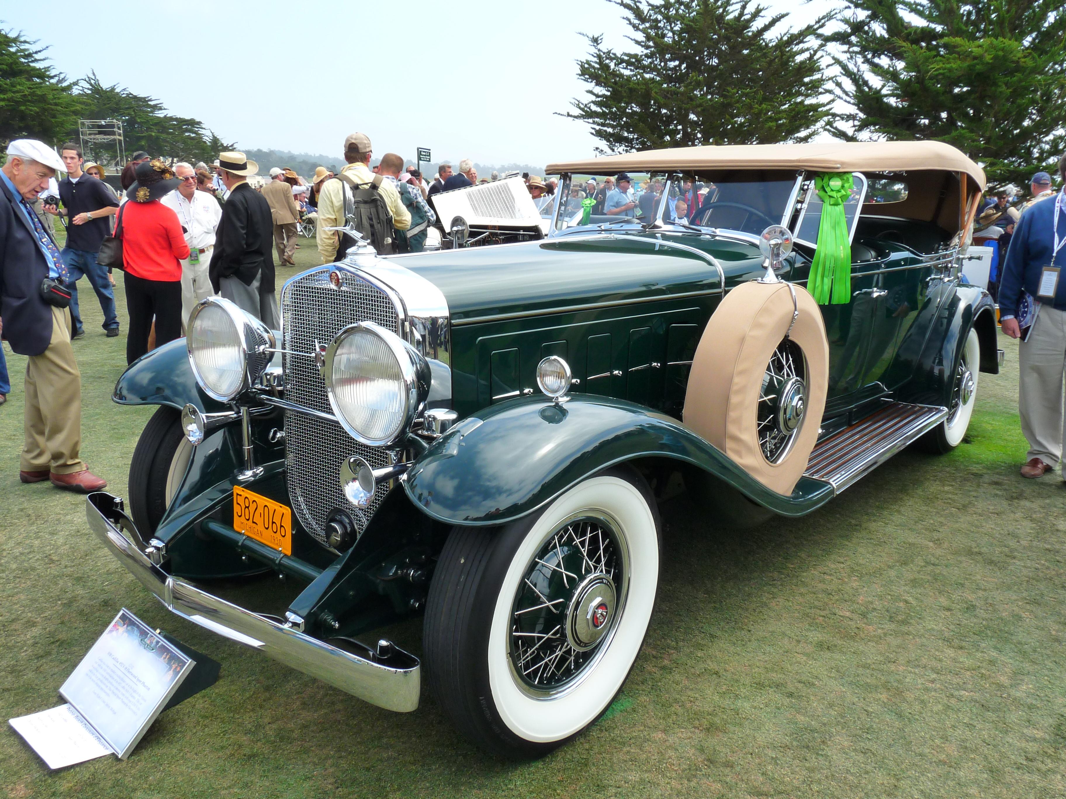 Images of 1930 Cadillac Model 452 V16 | 3648x2736