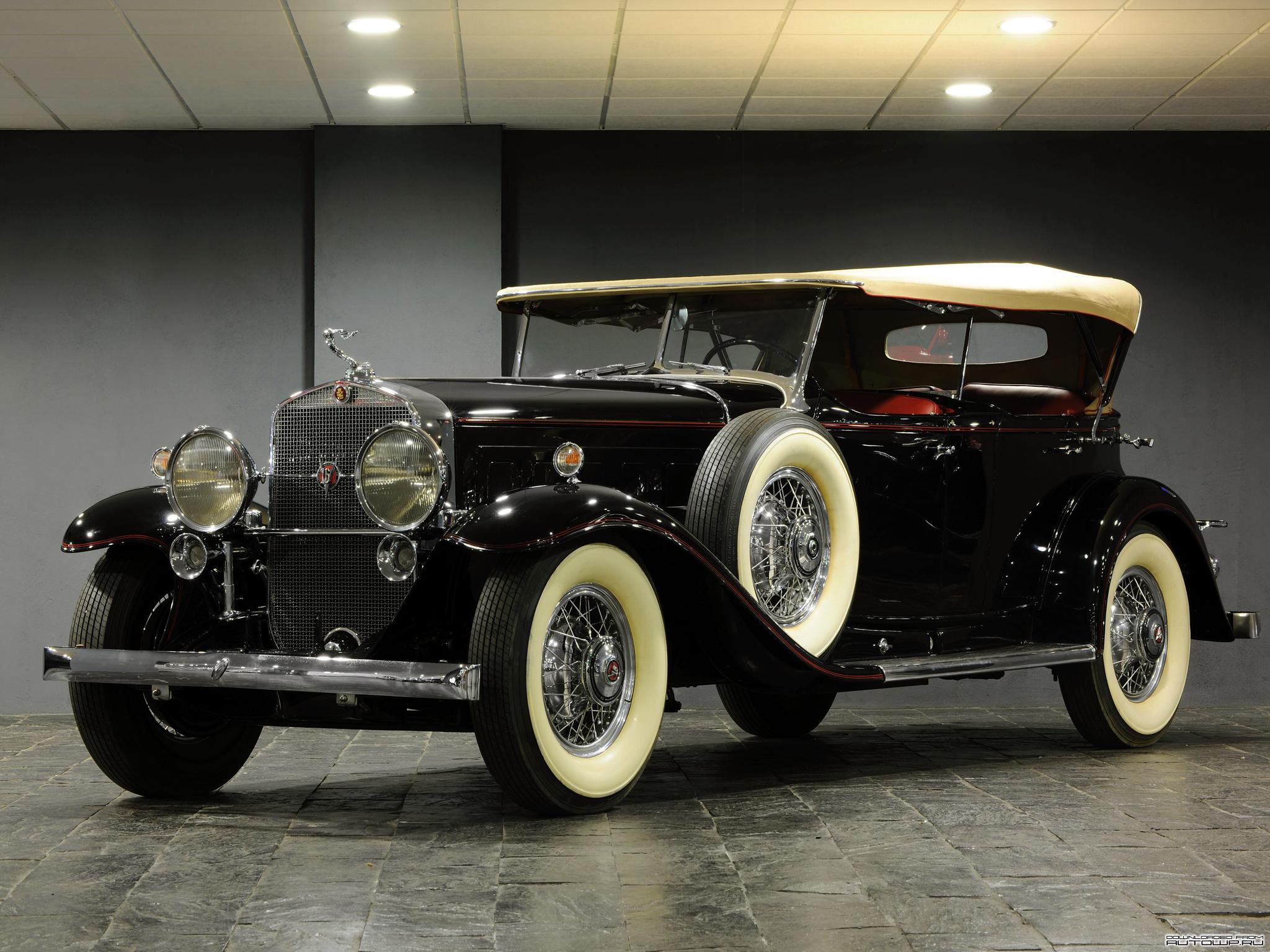 Images of 1930 Cadillac Model 452 V16 | 2048x1536