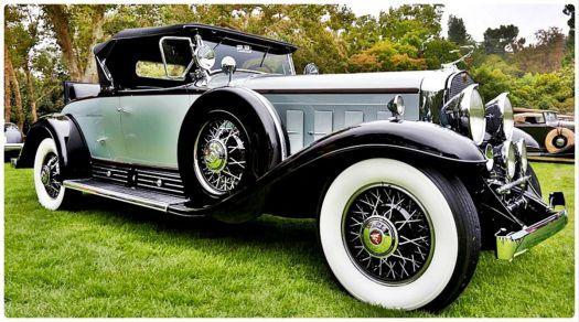1930 Cadillac Model 452 V16 Backgrounds on Wallpapers Vista