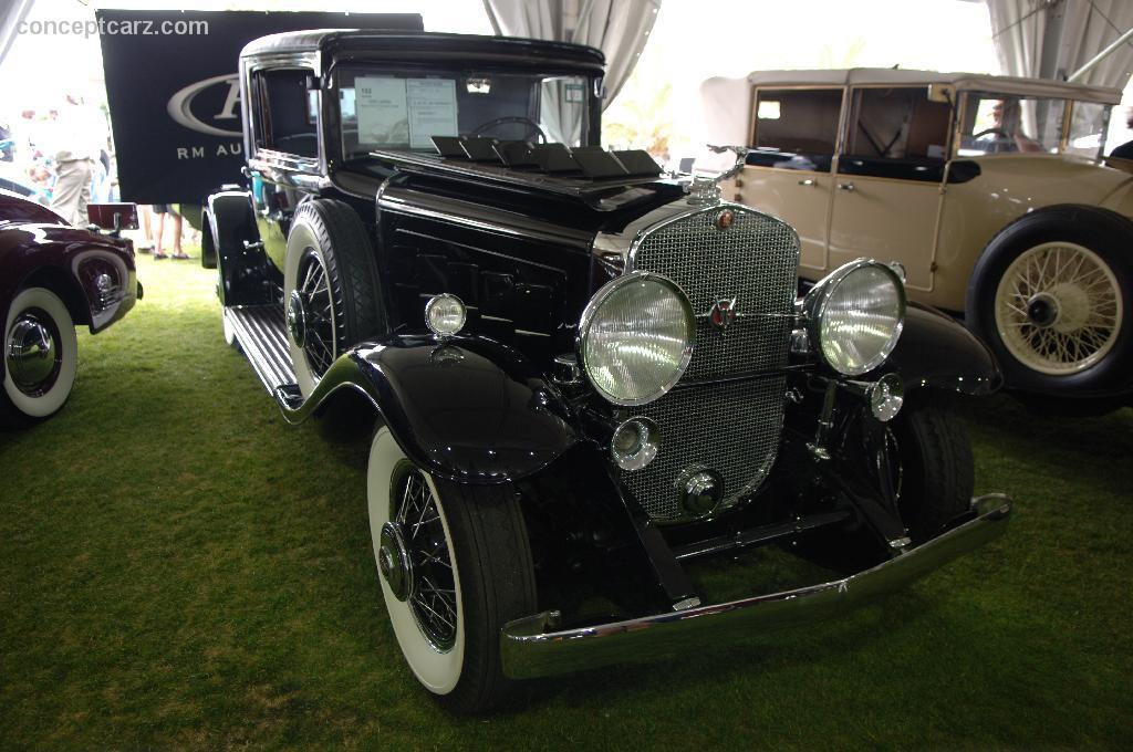 1024x680 > 1930 Cadillac Model 452 V16 Wallpapers