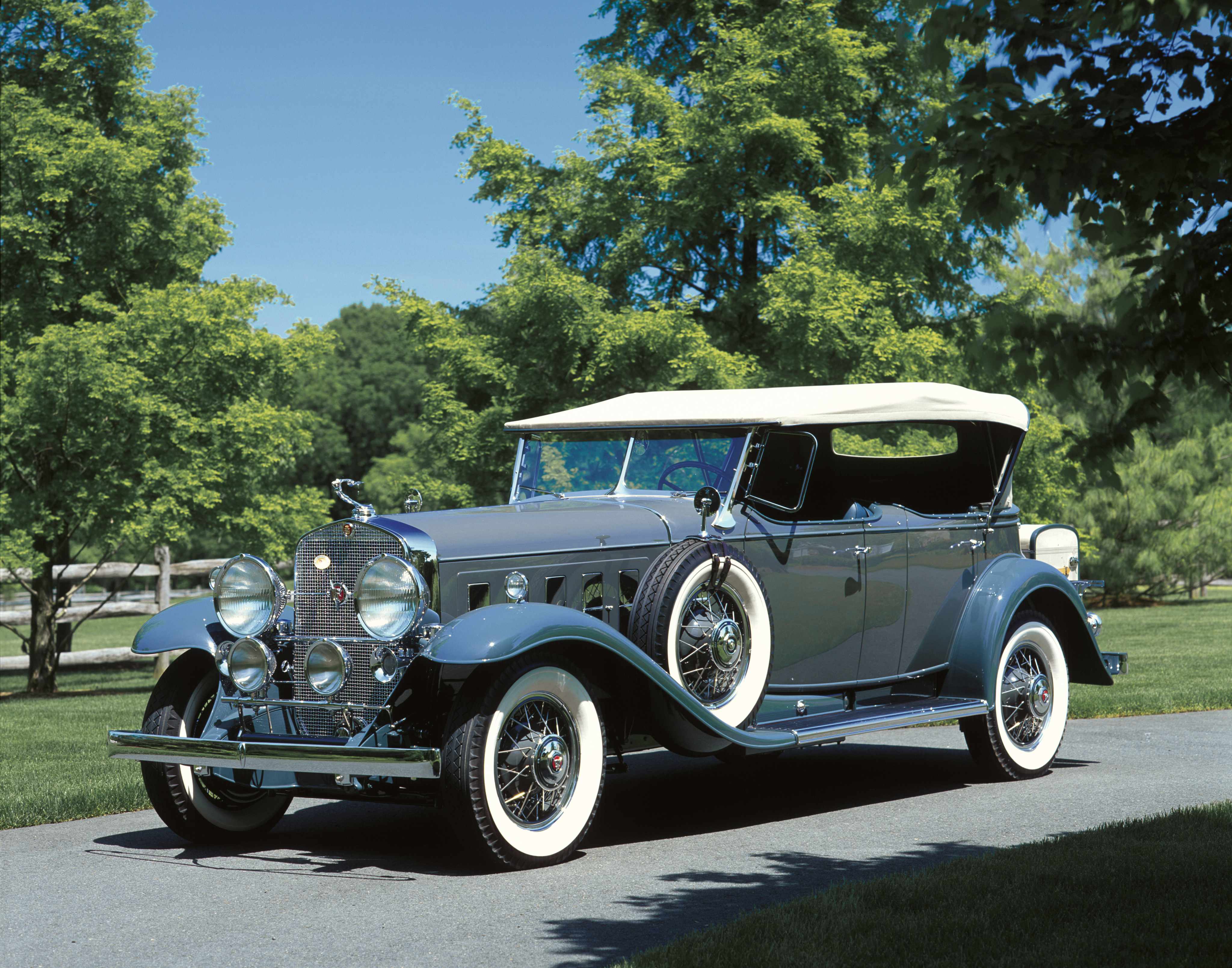Images of 1930 Cadillac Model 452 V16 | 4096x3221