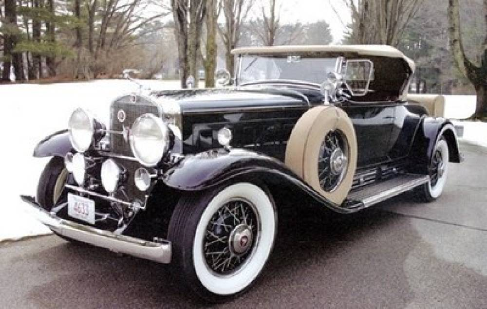 HQ 1930 Cadillac V16 Roadster Wallpapers | File 93.12Kb