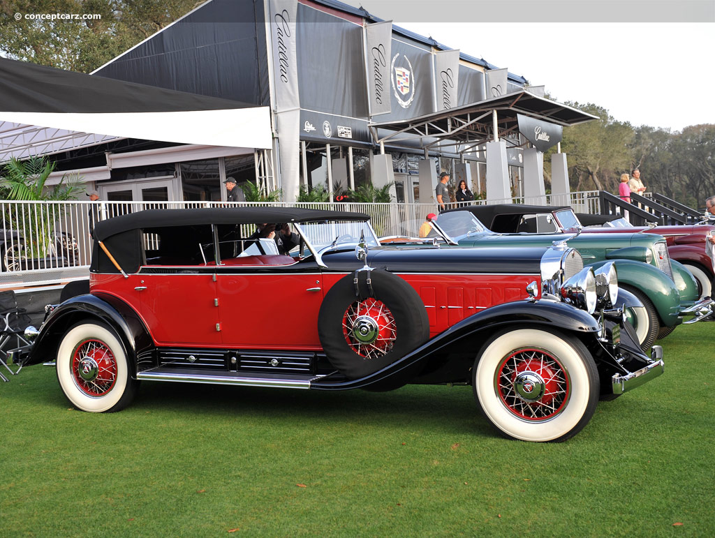HQ 1930 Cadillac V-16 Wallpapers   File 255.22Kb