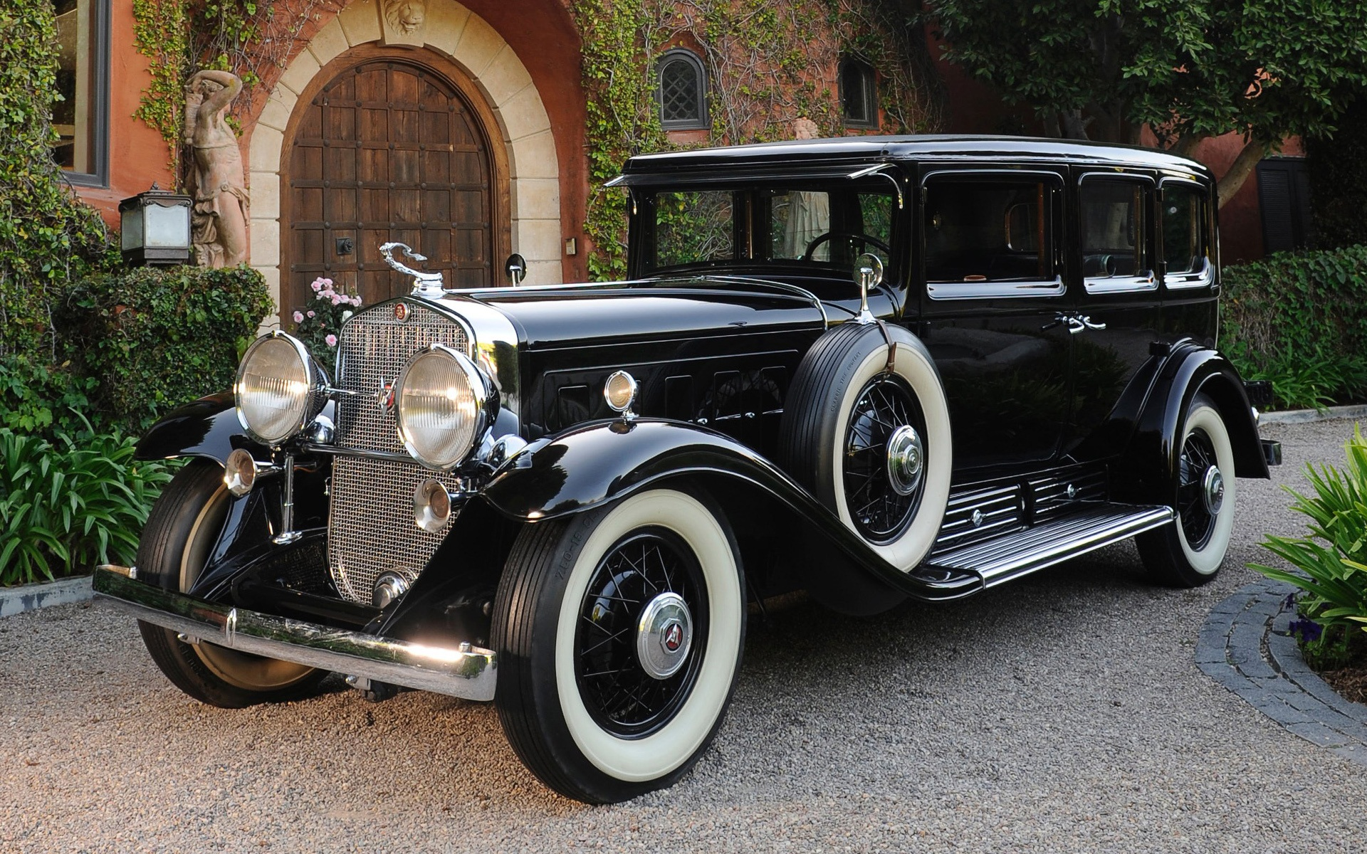 1930 Cadillac Model 452 V16 Backgrounds, Compatible - PC, Mobile, Gadgets| 1920x1200 px