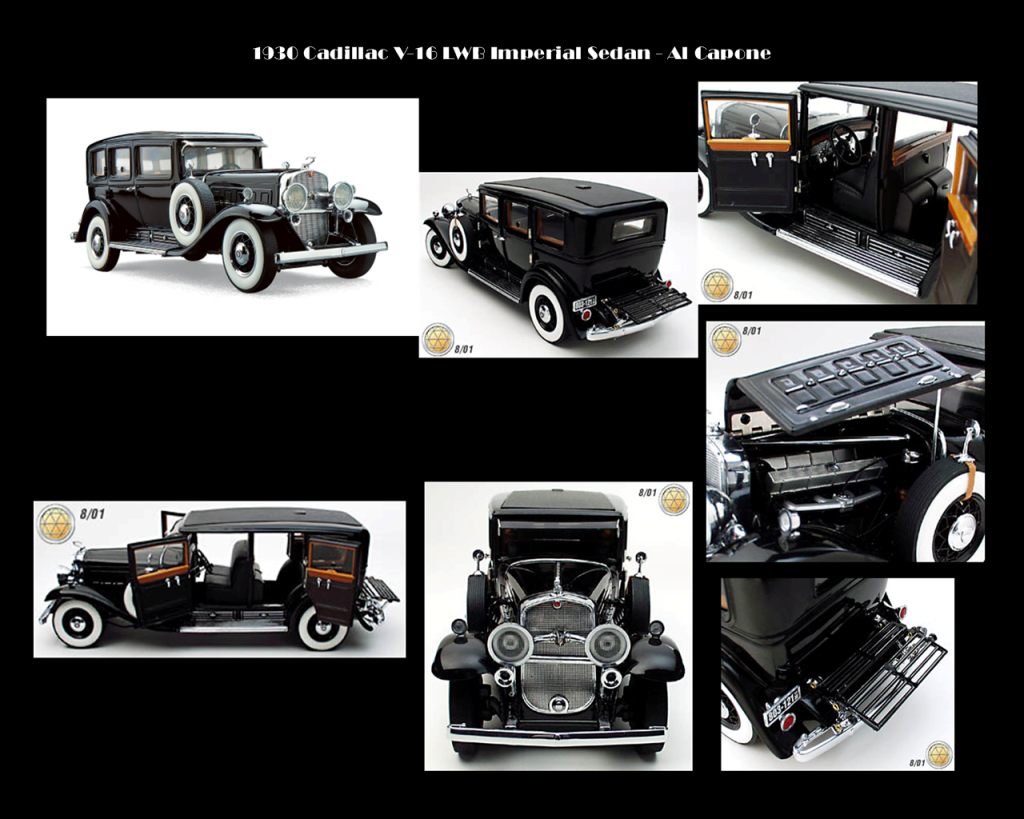 Nice Images Collection: 1930 Cadillac V16 Imperial Sedan Desktop Wallpapers