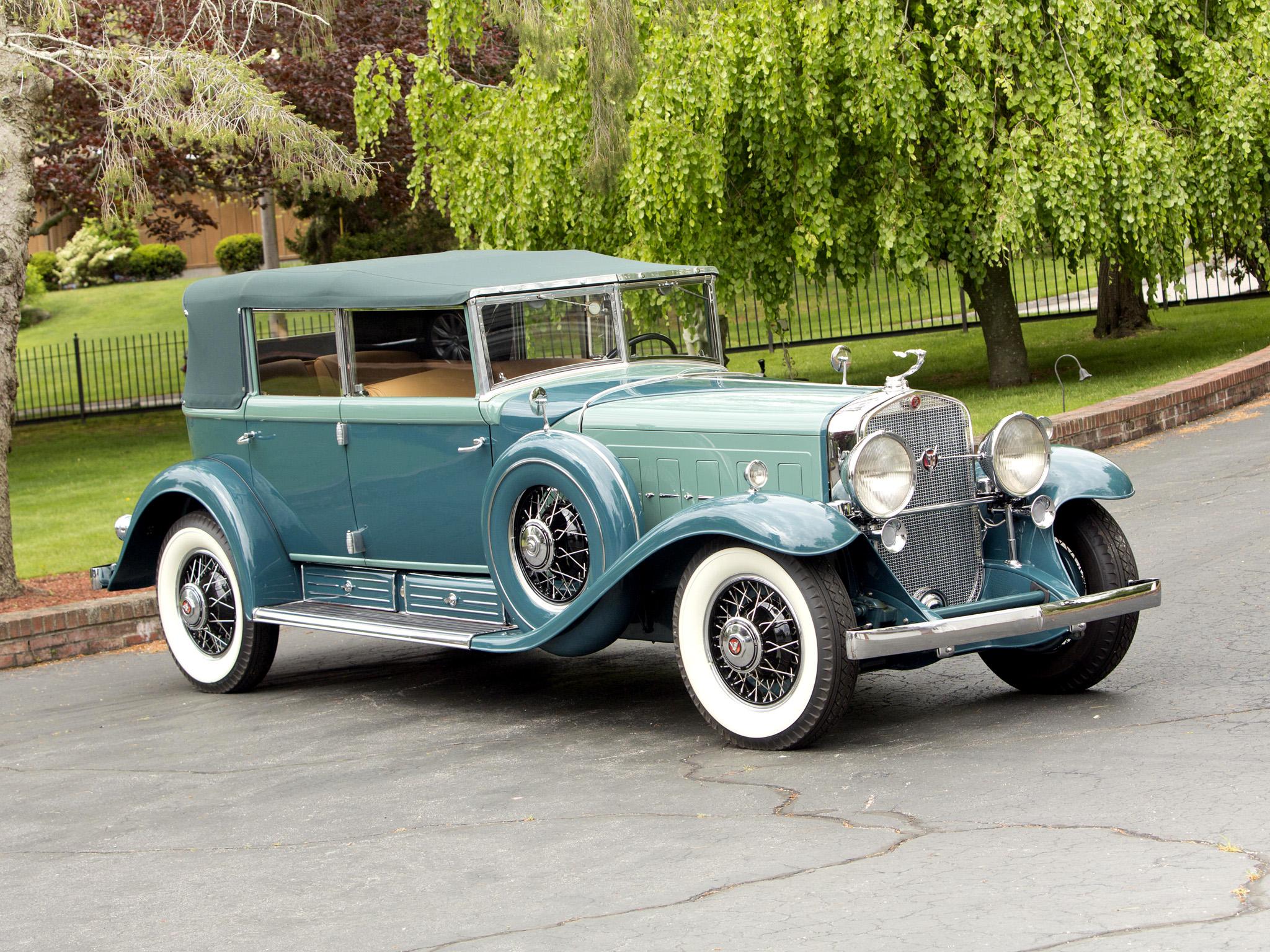 Nice wallpapers 1930 Cadillac V16 Imperial Sedan 2048x1536px
