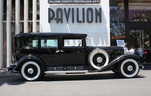 1930 Cadillac V16 Imperial Sedan Pics, Vehicles Collection