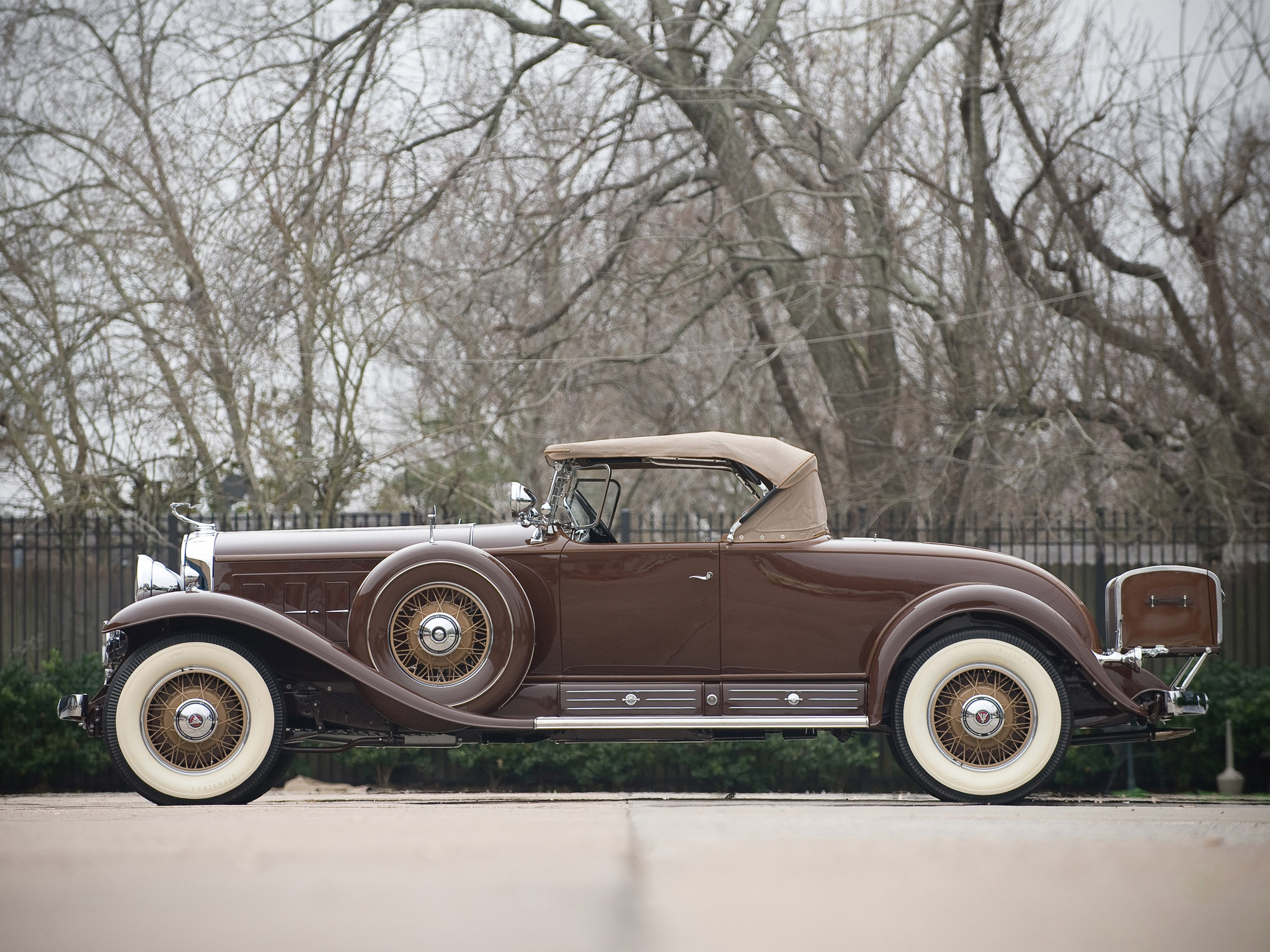 Amazing 1930 Cadillac V16 Roadster Pictures & Backgrounds