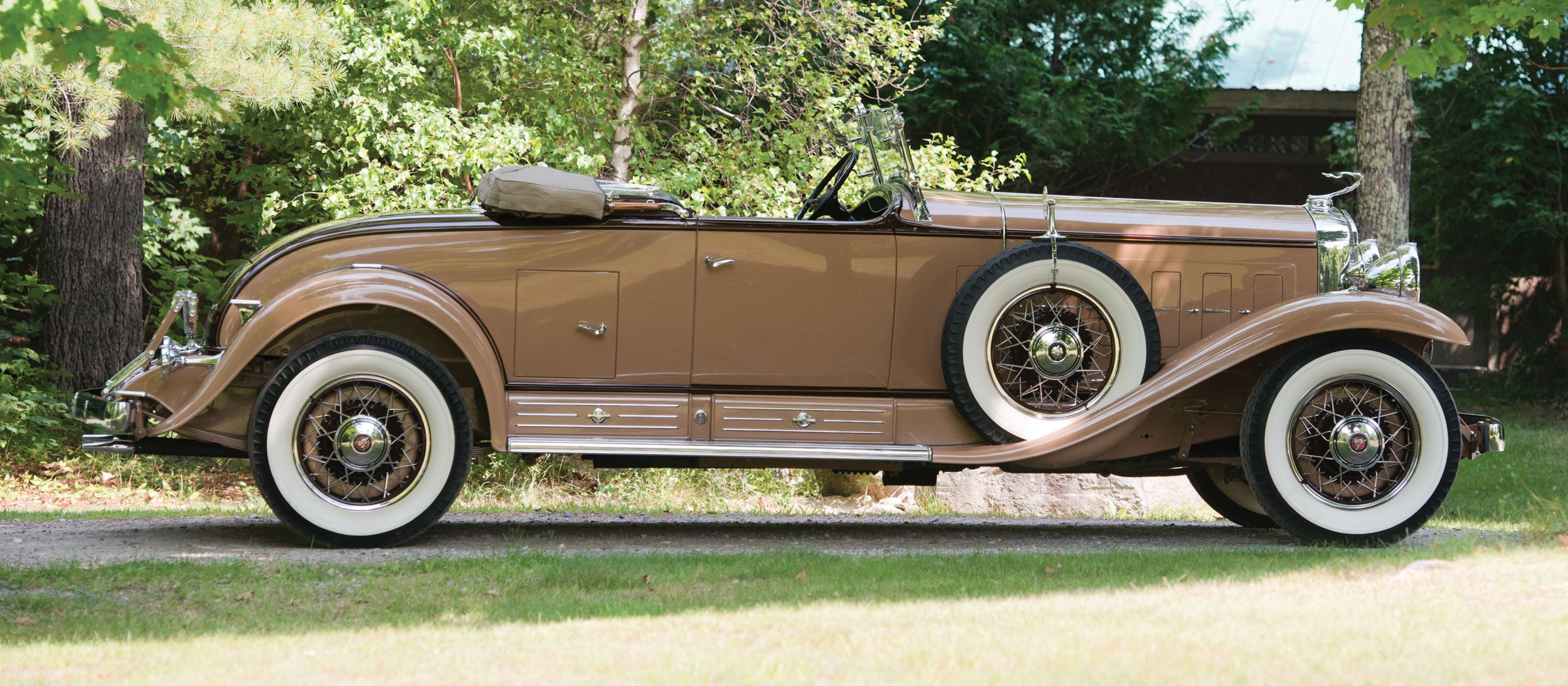 1930 Cadillac V16 Roadster Pics, Vehicles Collection