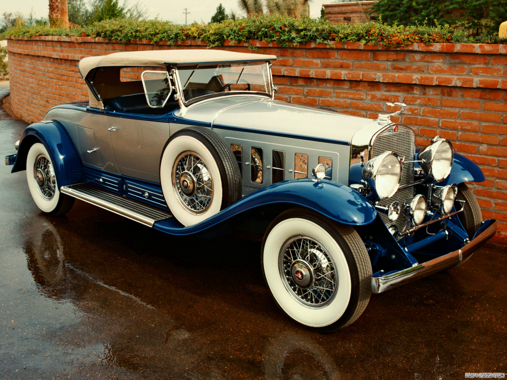 1930 Cadillac V16 Roadster High Quality Background on Wallpapers Vista