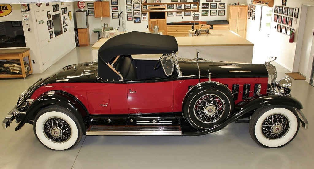 Images of 1930 Cadillac V16 Roadster | 1024x553