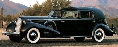 1930 Cadillac V-16 #15