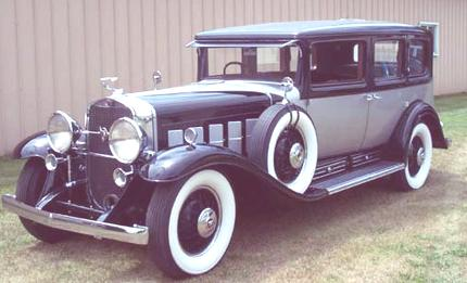 HQ 1930 Cadillac V-16 Wallpapers   File 21.93Kb