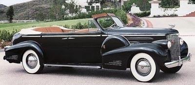 1930 Cadillac V-16 #18
