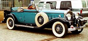 Nice Images Collection: 1930 Cadillac V-16 Desktop Wallpapers