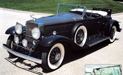 1930 Cadillac V-16 Backgrounds on Wallpapers Vista