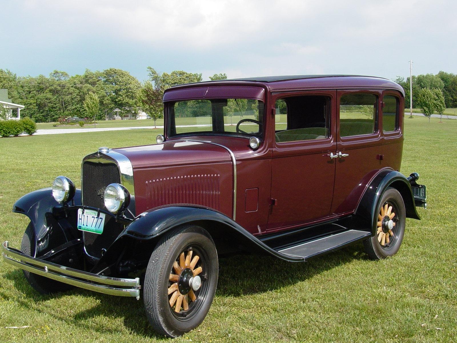 High Resolution Wallpaper | 1930 Dodge Dc8 1600x1200 px