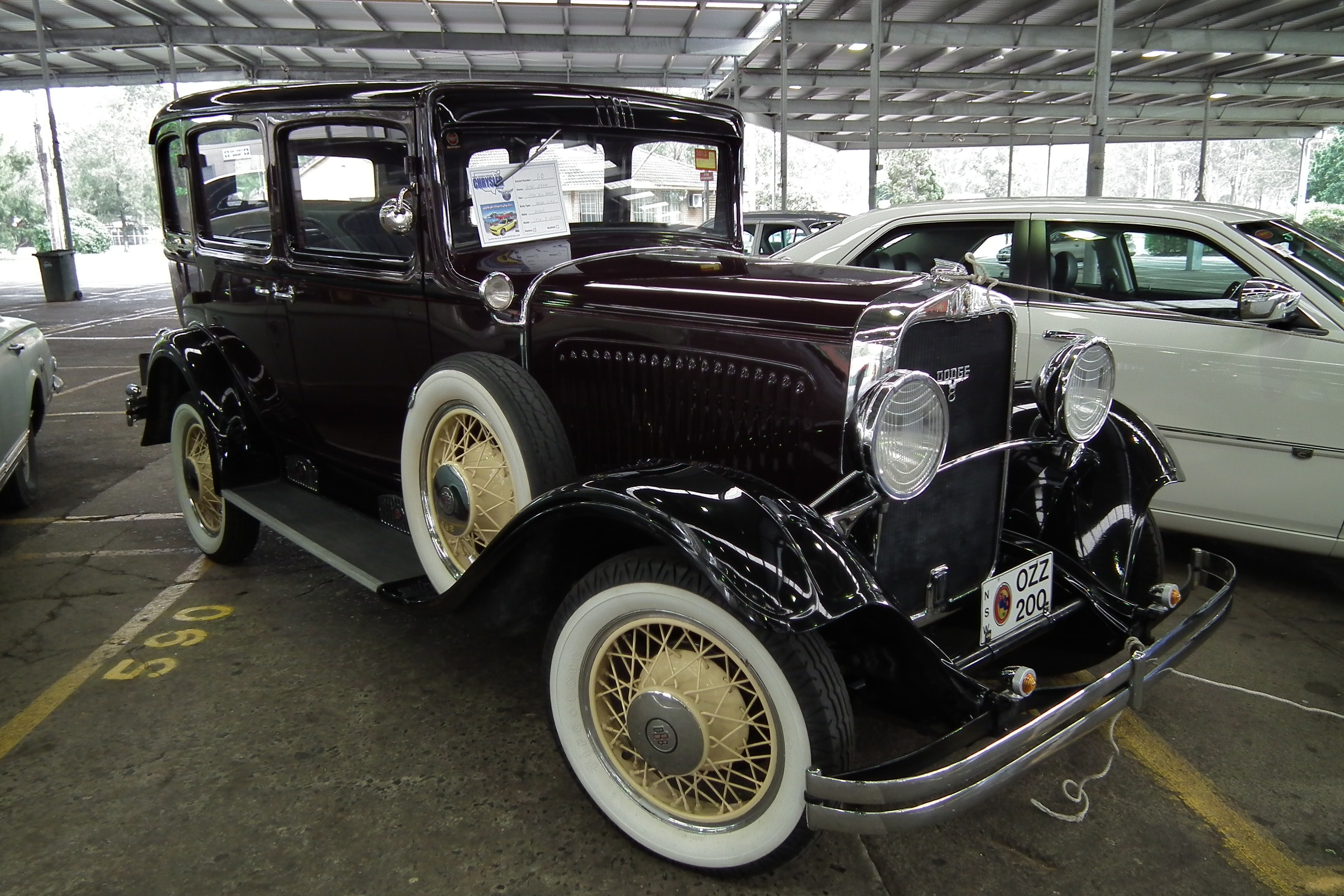Amazing 1930 Dodge Dc8 Pictures & Backgrounds