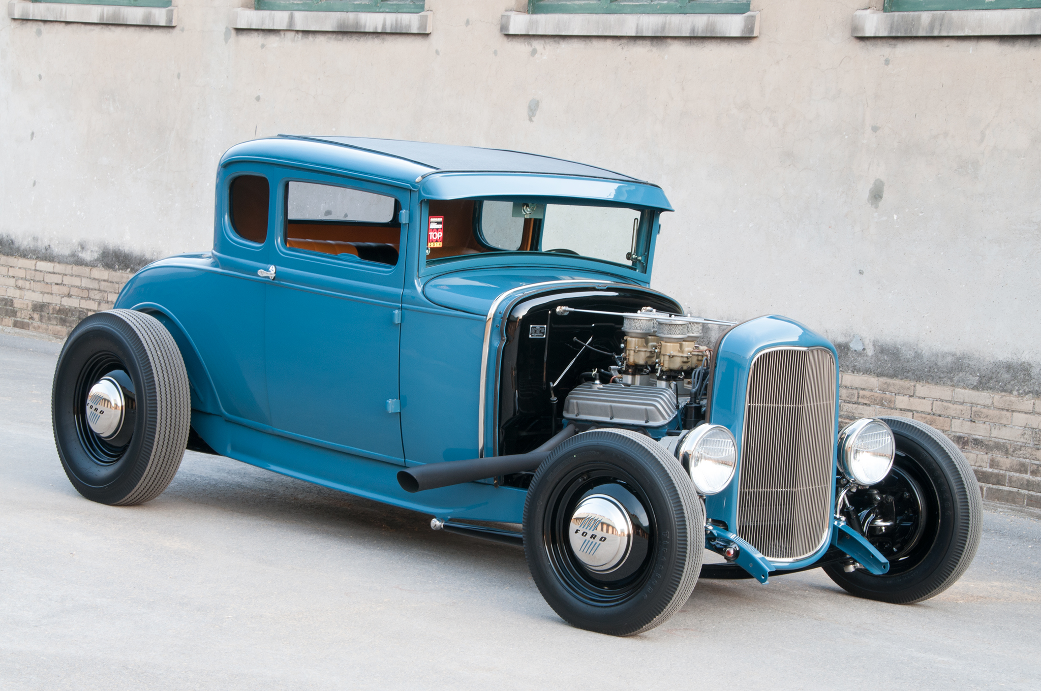 2048x1360 > 1930 Ford Coupe Wallpapers