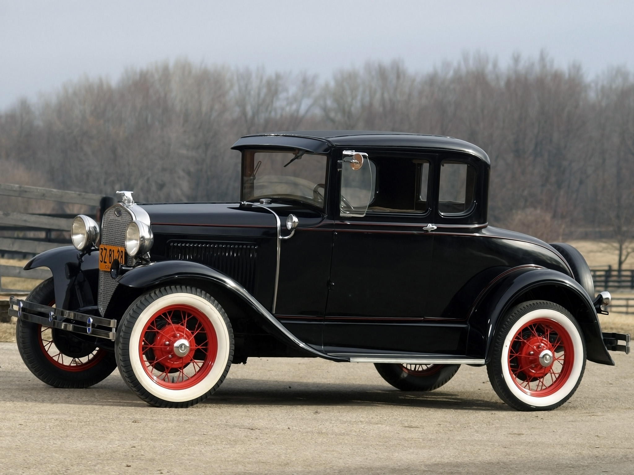 HQ 1930 Ford Coupe Wallpapers | File 568.08Kb