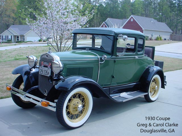 1930 Ford Coupe High Quality Background on Wallpapers Vista