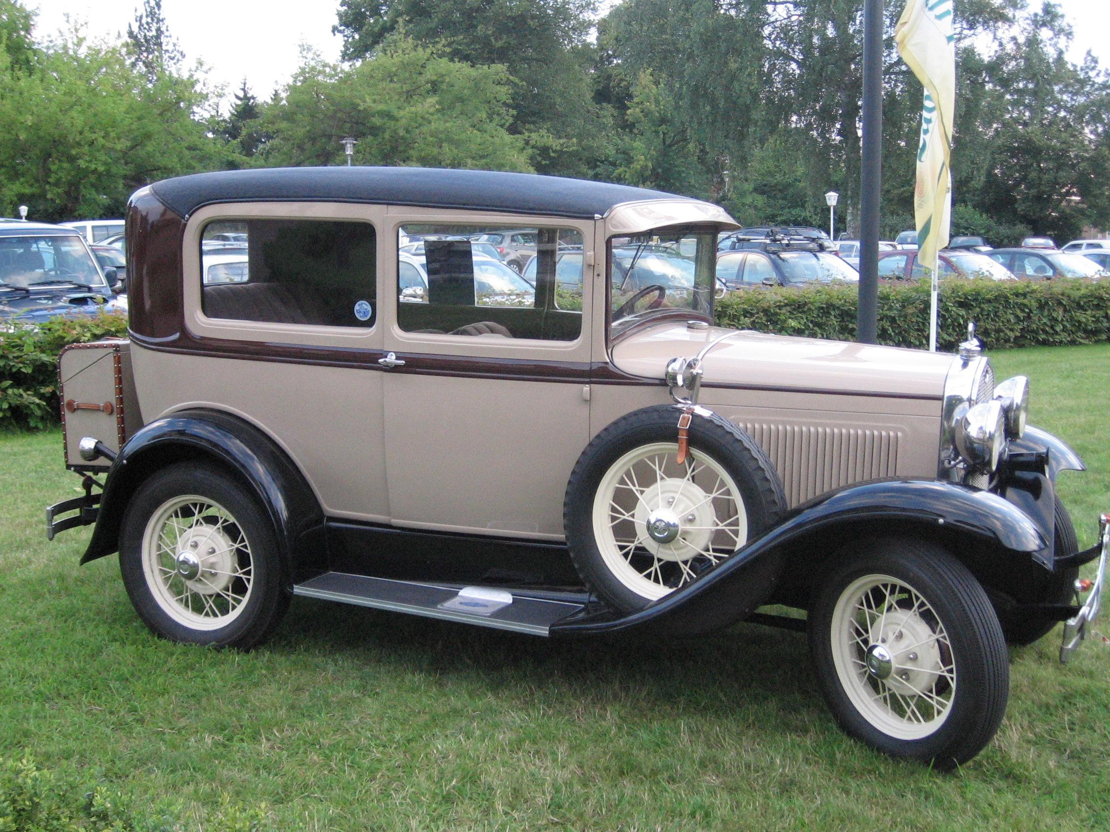 HQ 1930 Ford Sedan Wallpapers | File 1466.85Kb