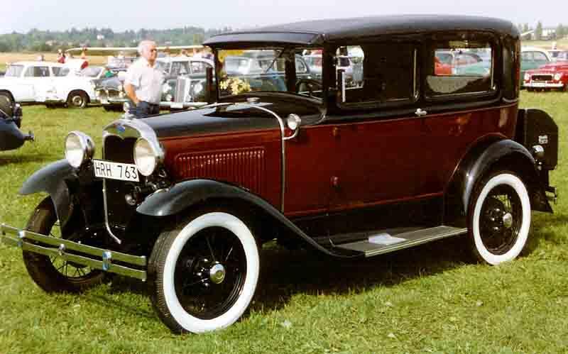 High Resolution Wallpaper | 1930 Ford Sedan 800x499 px