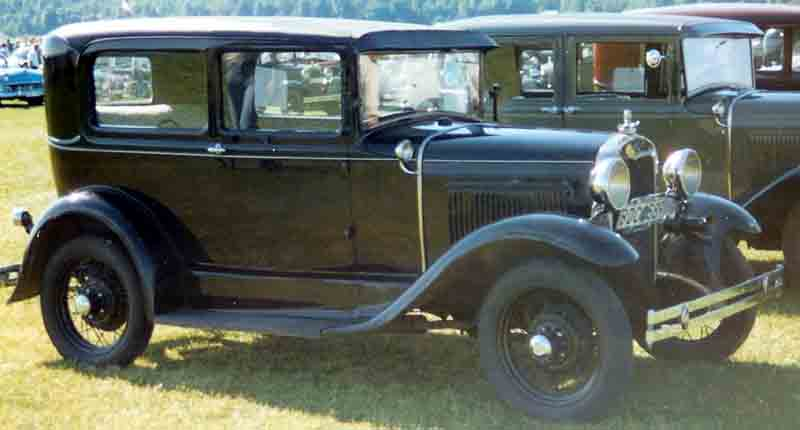 1930 Ford Sedan Backgrounds, Compatible - PC, Mobile, Gadgets| 800x430 px