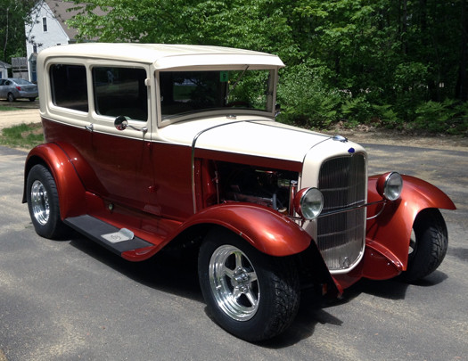 1930 Ford Sedan Backgrounds, Compatible - PC, Mobile, Gadgets| 525x405 px