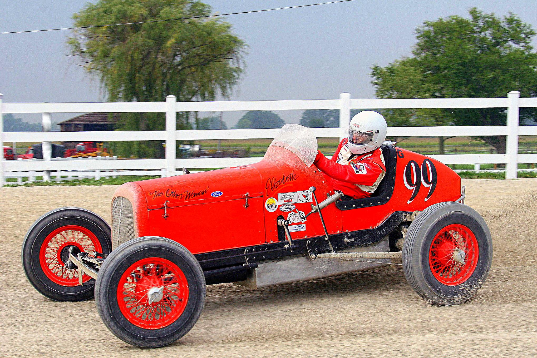 Nice wallpapers 1930 Sprint Car 2039x1360px