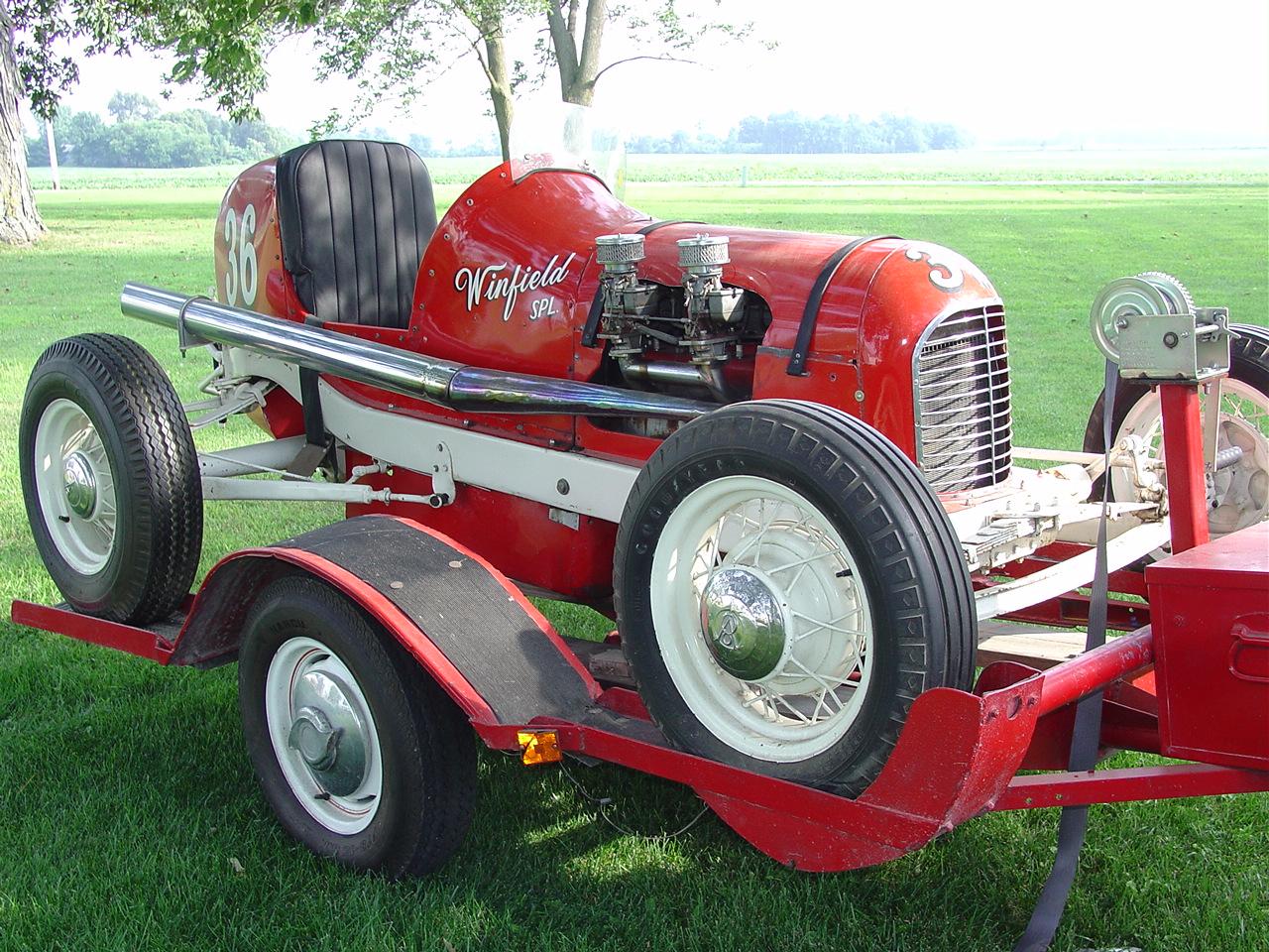 1930 Sprint Car #6