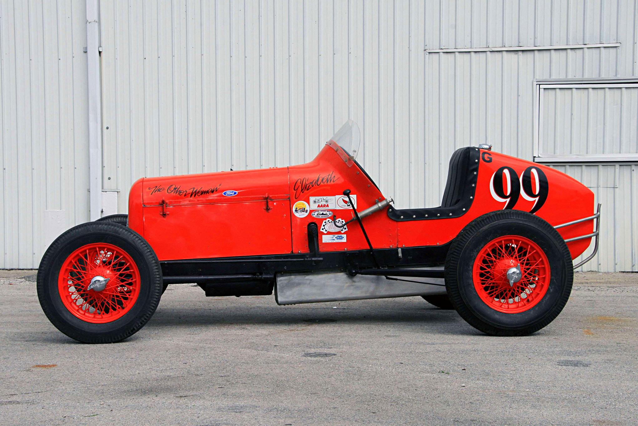 1930 Sprint Car #3
