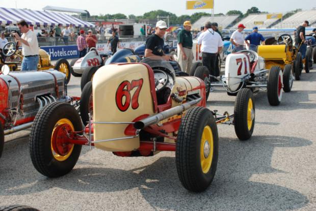 1930 Sprint Car #12