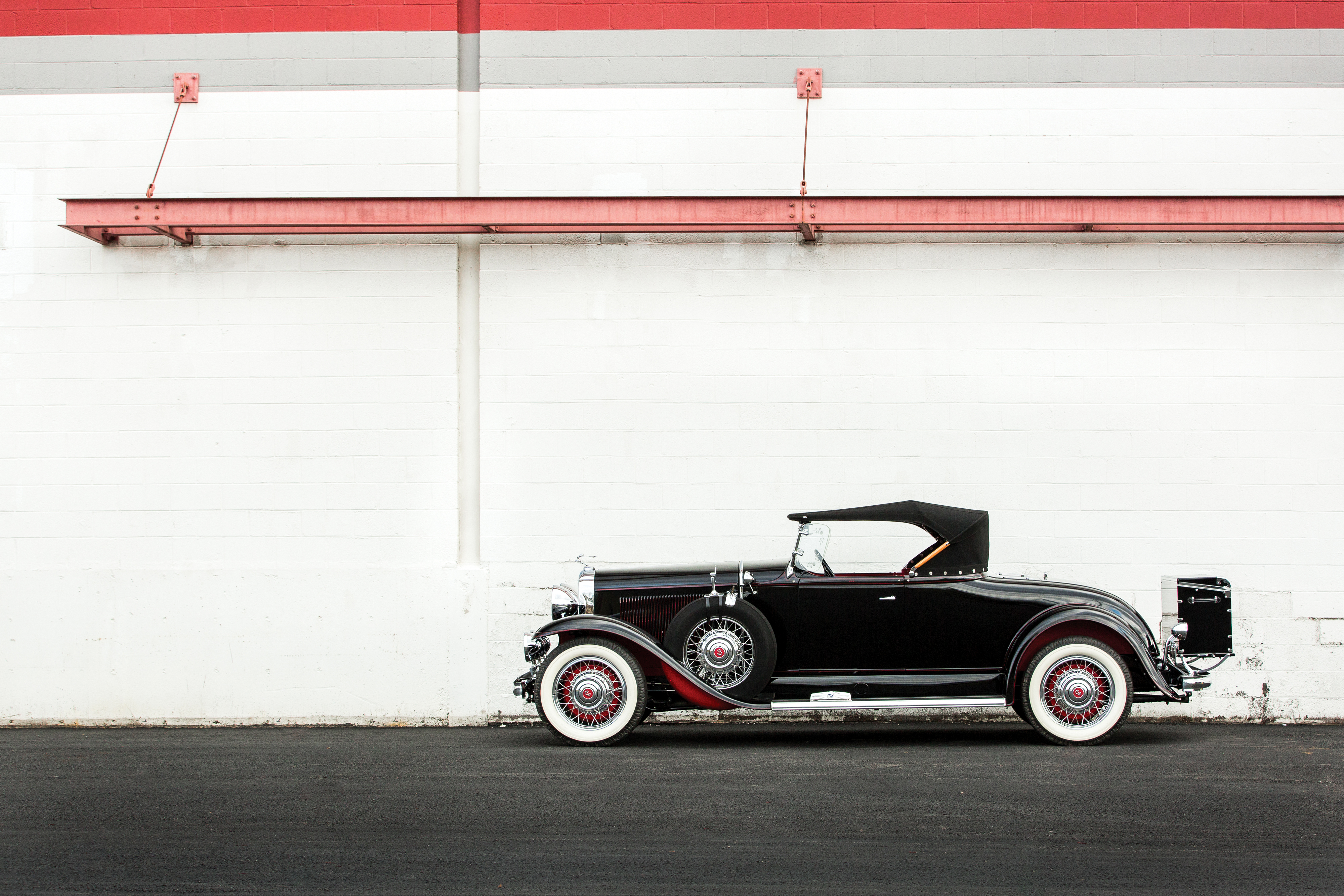 Nice wallpapers 1931 Buick 94 Roadster 4000x2667px