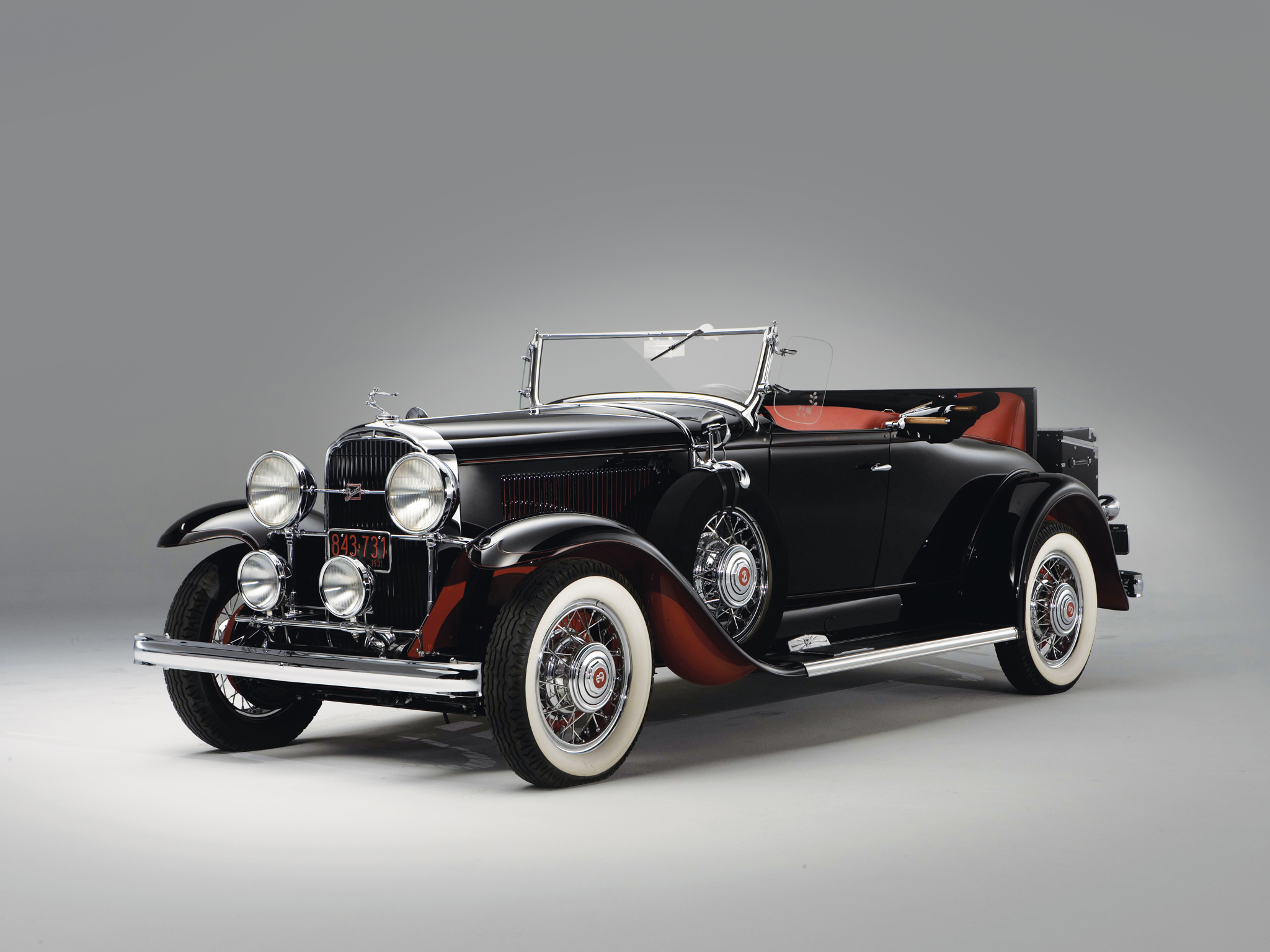 2048x1536 > 1931 Buick 94 Roadster Wallpapers