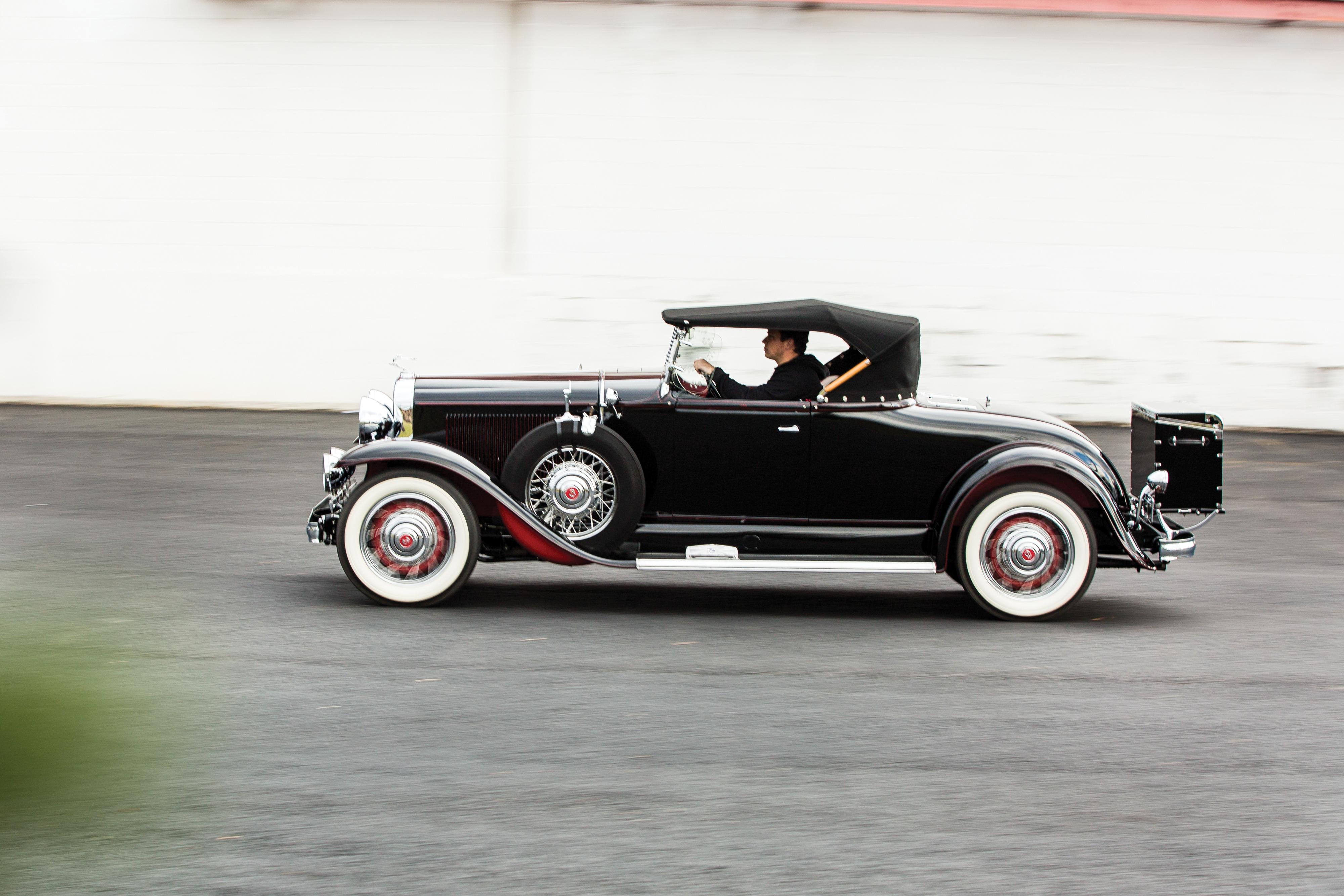 High Resolution Wallpaper | 1931 Buick 94 Roadster 4000x2667 px