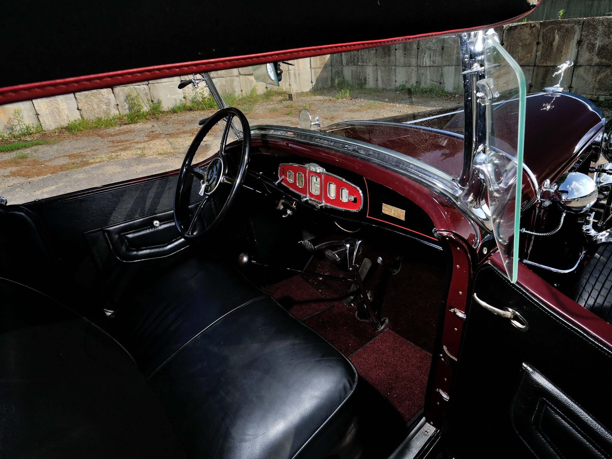 Nice wallpapers 1931 Buick 94 Roadster 2048x1536px