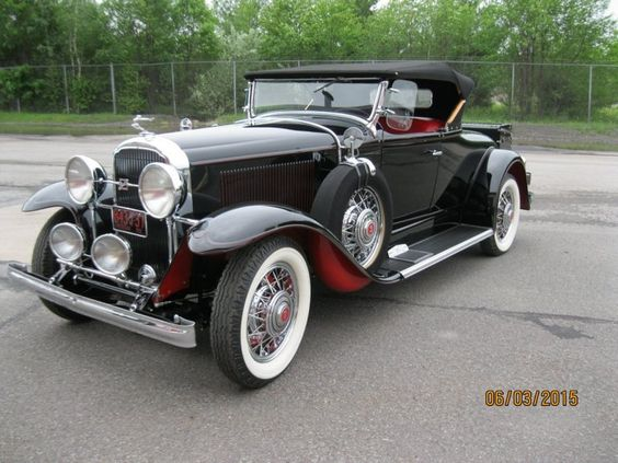 1931 Buick 94 Roadster Pics, Vehicles Collection