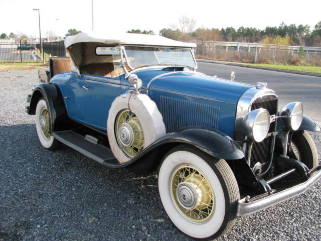 HD Quality Wallpaper | Collection: Vehicles, 640x480 1931 Buick 94 Roadster